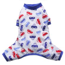 Car Dog Pajamas by Pooch Outfitters
