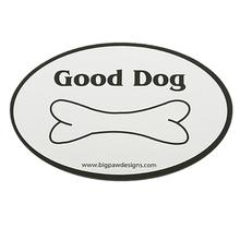 Car Magnet - Good Dog and Bone