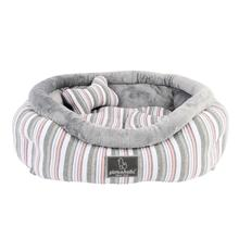 Cara Dog Bed by Pinkaholic - Grey