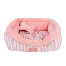 Cara Dog Bed by Pinkaholic - Pink