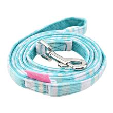 Cara Dog Leash by Pinkaholic - Aqua