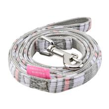 Cara Dog Leash by Pinkaholic - Grey
