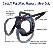 CareLift Dog Lifting Harness - Rear Only