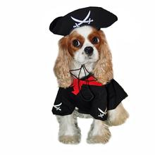 Caribbean Pirate Dog Costume