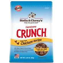 Carnivore Crunch Dog Treat - Chicken