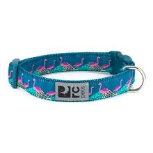 Flamingo Adjustable Clip Dog Collar By RC Pets