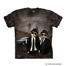 Cat Brothers Human T-Shirt by The Mountain