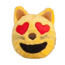 Cat Emoji Faballs Dog Toy