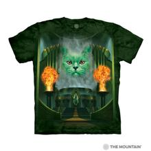 Cat The Great & Powerful Human T-Shirt by The Mountain