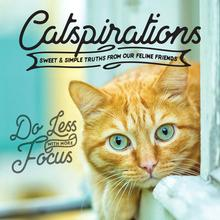 Catspirations Book for Human; Sweet and Simple Truths From Our Feline Friends