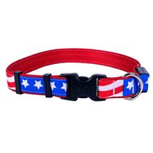 Americana ORION LED Dog Collar by Yellow Dog