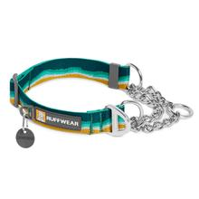 Chain Reaction Dog Collar by RuffWear - Seafoam