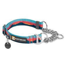 Chain Reaction Dog Collar by RuffWear - Sunset