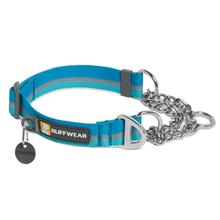 Chain Reaction Dog Collar by RuffWear - Blue Dusk