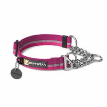 Chain Reaction Dog Collar by RuffWear - Purple Dusk