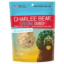 Charlee Bear Original Crunch Dog Treats - Liver