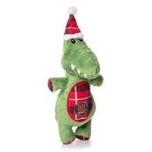 Charming Christmas Snow Bums Durable Dog Toy - Gator