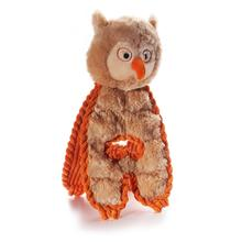 Charming Cuddle Tugs Dog Toy - Optimistic Owl