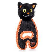 Charming Halloween Cuddle Hugs Dog Toy - Cat