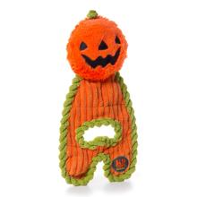 Charming Halloween Cuddle Hugs Dog Toy - Pumpkin