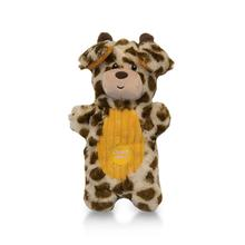 Charming Peek-A-Bud Dog Toy - Giraffe