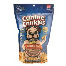 Chasing Our Tails Canine Crinkles Dog Treats - Chicken