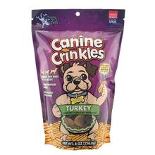 Chasing Our Tails Canine Crinkles Dog Treats - Turkey