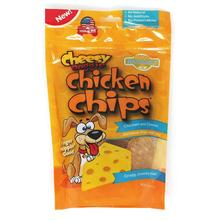 Cheesy Chicken Chips Dog Treats