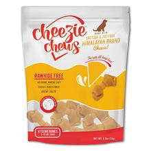 Cheezie Chews Rawhide Free Knotted Chews Dog Treat - Teenie