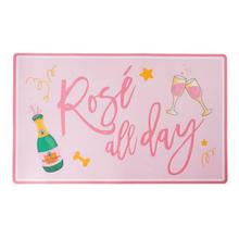 Rose' All Day Pet Placemat by Haute Diggity Dog