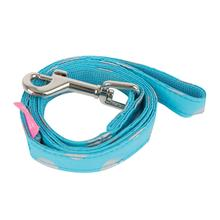 Chic Dog Leash by Pinkaholic - Blue