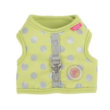 Chic Pinka Dog Harness by Pinkaholic - Lime