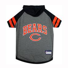 Chicago Bears Hooded Dog T-Shirt