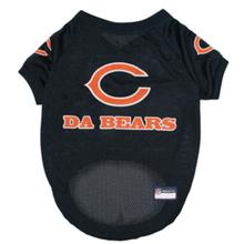 Chicago Bears Slogan Dog Jersey - Da Bears