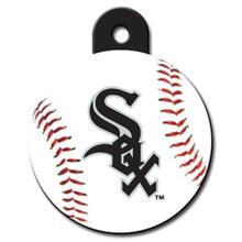 Chicago White Sox Engravable Pet I.D. Tag
