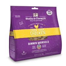 Stella & Chewy's Chick, Chick, Chicken Dinner Cat Food- Freeze Dried