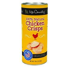 Chicken Crisps Dog Treats by Up Country