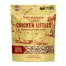 Chicken Littles Training Bits Dog Treat by Polka Dog