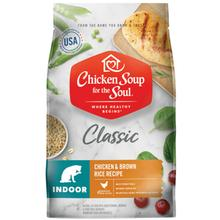 Chicken Soup for the Soul Classic Indoor Dry Cat Food - Chicken & Brown Rice