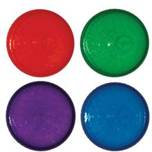Chomper TPR Frisbee Flyer Dog Toy - Assorted Colors