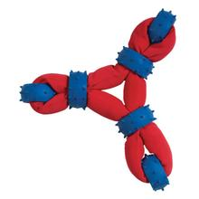 Chomper Gladiator Tuff Nylon Triangle Dog Toy