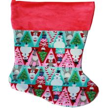 Christmas Medley Pet Christmas Stocking