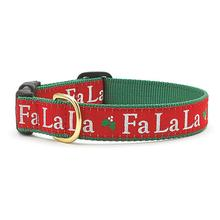 Fa La La Dog Collar by Up Country