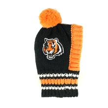 Cincinnati Bengals Knit Dog Hat