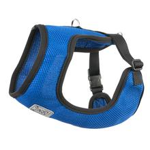 Cirque Dog Harness - Cobalt Blue Air Mesh