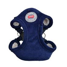 Classy Comfort Dog Harness By Puppia - Navy