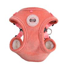 Classy Comfort Dog Harness By Puppia - Peach