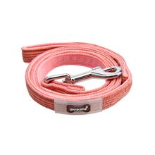 Classy Dog Leash By Puppia - Peach