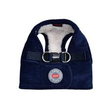 Classy Vest Style Dog Harness By Puppia - Navy