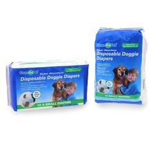 Clean Go Pet Disposable Doggie Diapers
